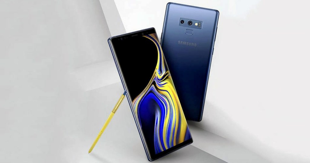 Latest Update Of Samsung Galaxy Note 9 Improves Camera And Performance