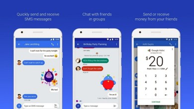 New Google Chat - A version of iMessage for Android