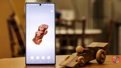 Photo of Samsung launches 3D Scanner app for the Galaxy Note 10+