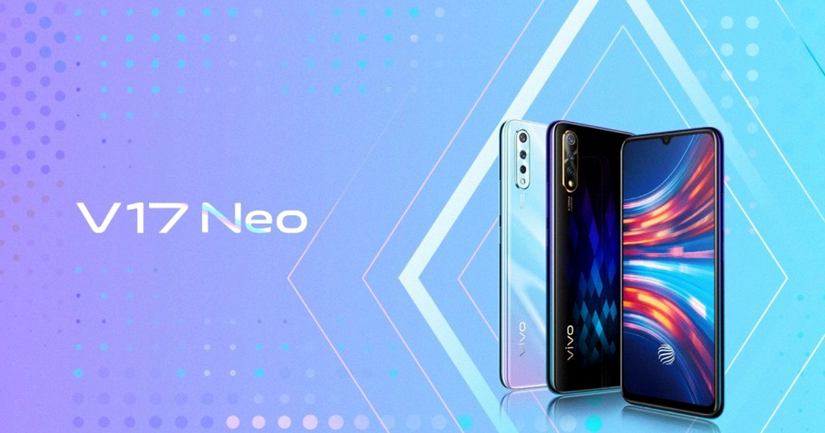 Vivo Launching V17 Neo In Russia It Is Actually The Vivo S1