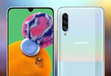 Photo of Samsung Galaxy A90 (5G) Specifications and Price in Pakistan