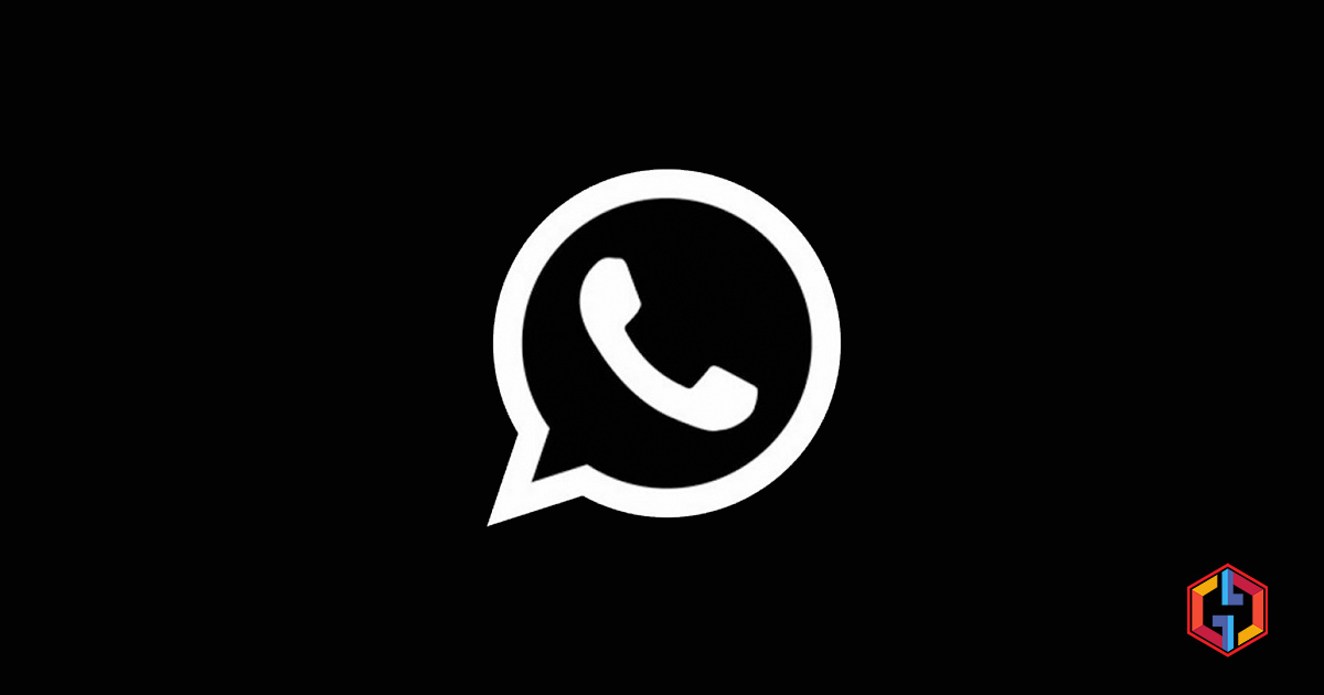 Dark Mode of WhatsApp Beta is Almost Complete