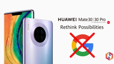 Photo of Huawei Mate 30 handsets are unable to download Google Apps