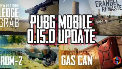Photo of PUBG Mobile 0.15.0 Upgrade to Fuel Canisters Exploding and Ledge Grab Feature