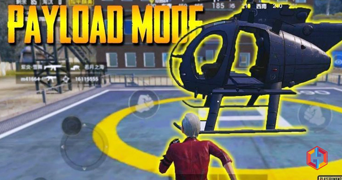 Pubg Mobile PayLoad Mode Feature in 0.15.0 Update