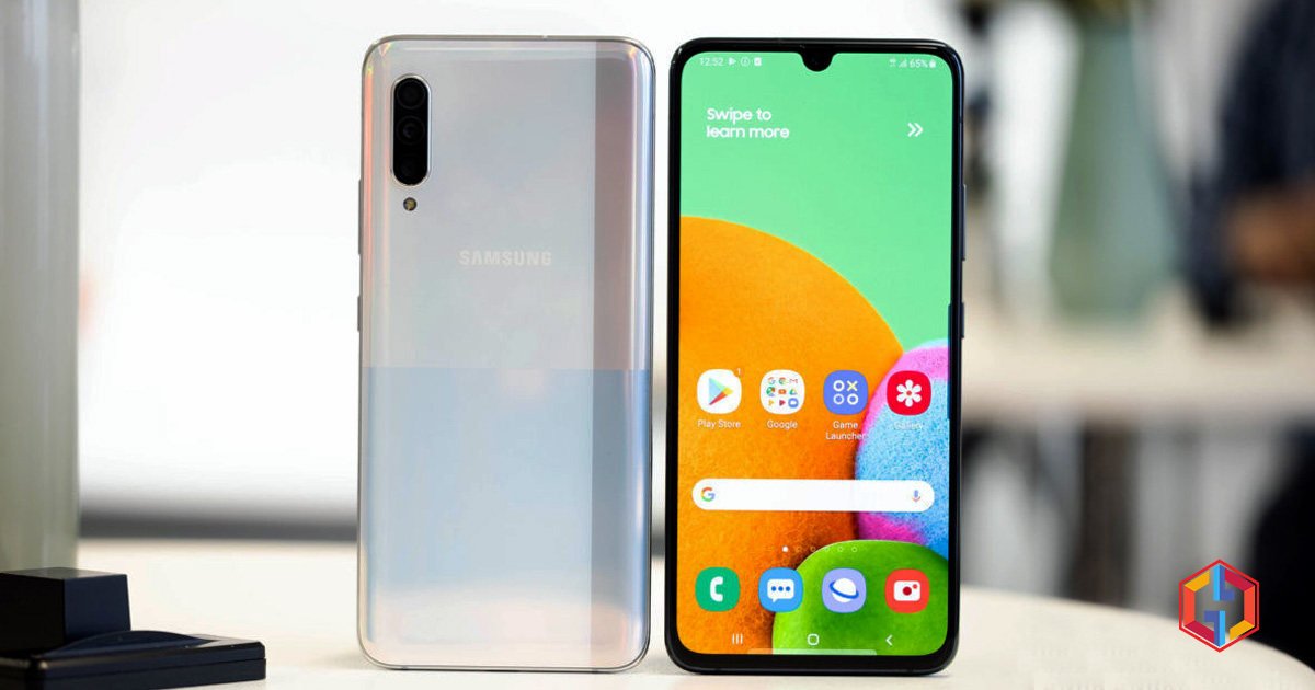 Samsung Galaxy A90 5G is currently available in China