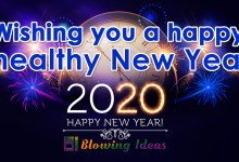 Photo of 35 Best Happy New Year Quotes 2020