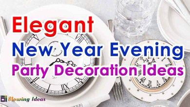 Photo of Elegant New Year Evening Party Decoration Ideas