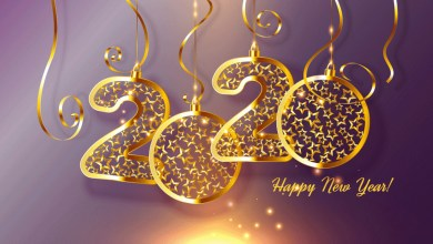 Photo of Happy New Year 2020 Greetings