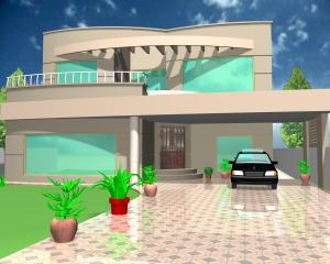Best 1 Kanal House Design Ideas 107