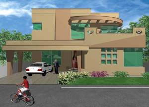 Best 1 Kanal House Design Ideas 109