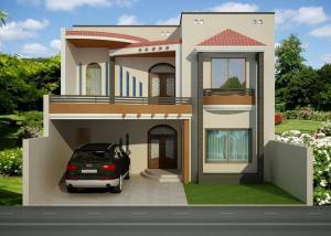 Best 1 Kanal House Design Ideas 54