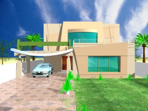 Best 1 Kanal House Design Ideas 65 Scaled