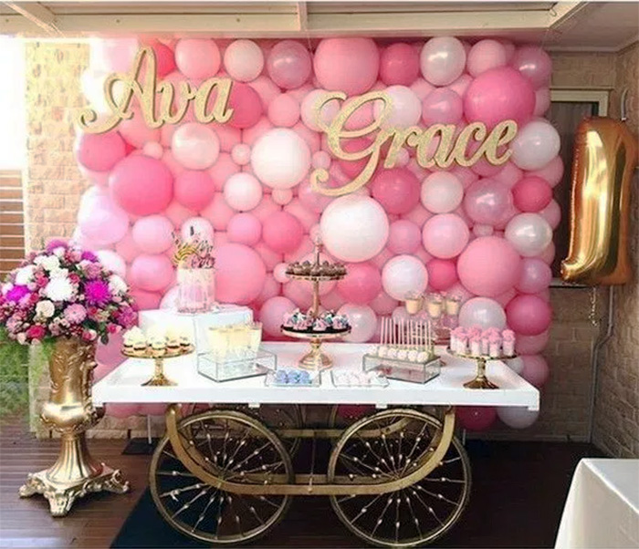 Unique Birthday Party Decor Ideas