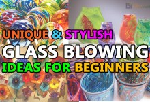 Photo of Unique & Stylish Glass Blowing Ideas for Beginners