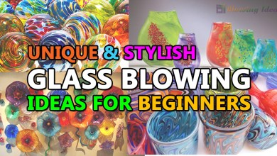 Glass Blowing Ideas for Beginners