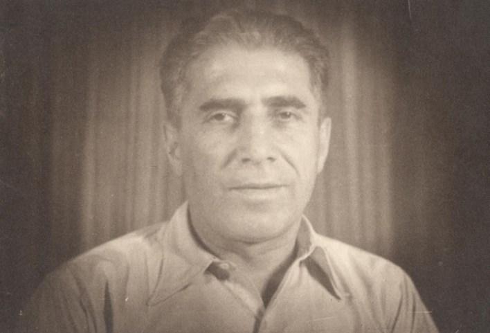Architect Nasreddin Murat-Khan