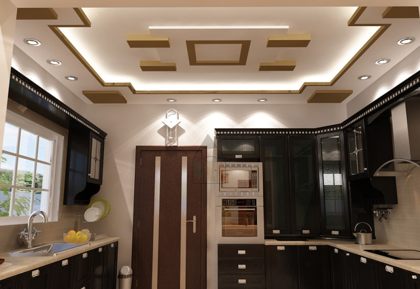 Beautiful Kitchen Ceiling Design