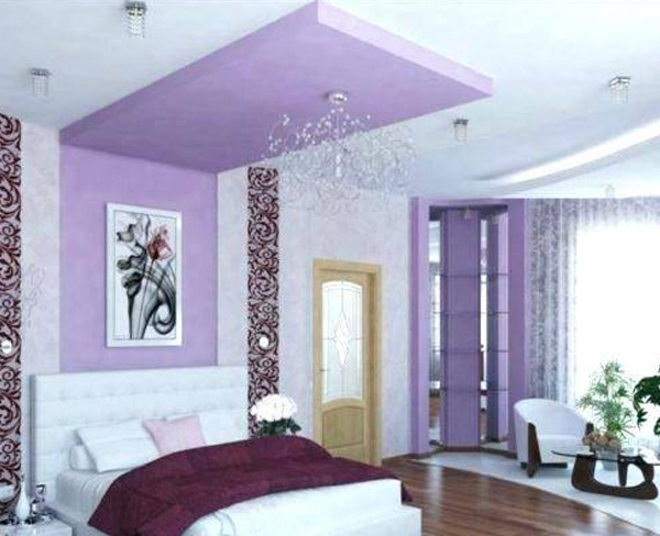 Bedroom Ceiling Designs For Girls