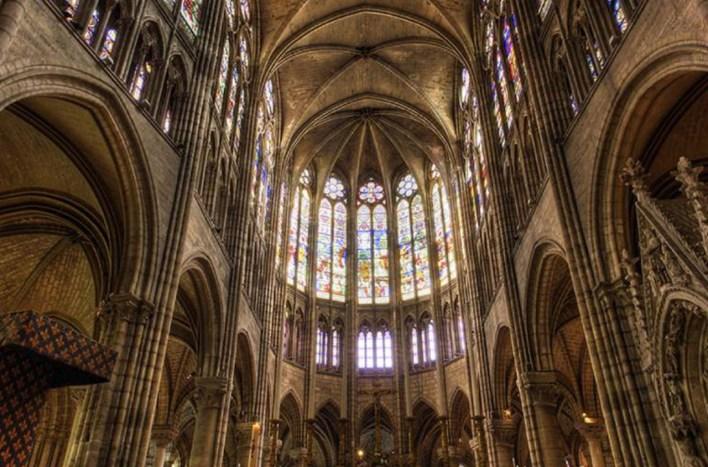 Classic Gothic Style Interior