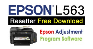 Epson L563 Resetter