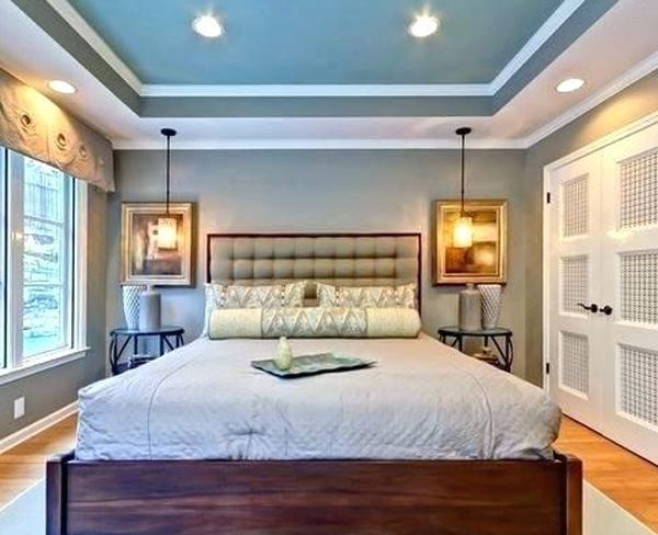 Famous Ceiling Designs For Bedroom Decoration
