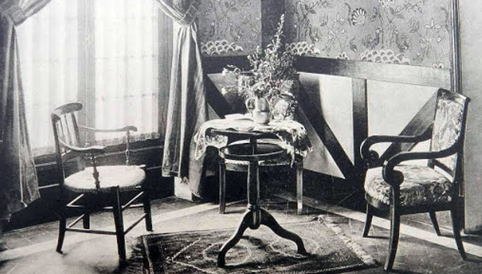 French Interior Design of 1920