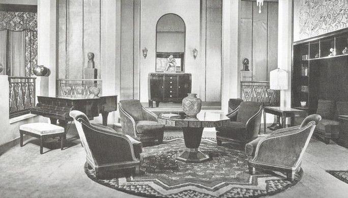 Luxurious Interior Design Of 1920