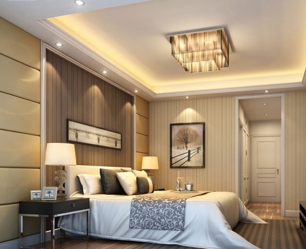 Modern Bedroom Ceiling Designs