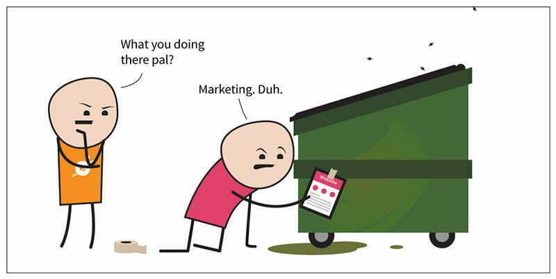 Spammy Marketing