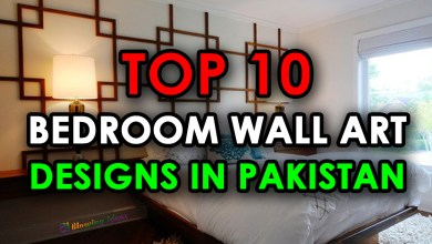 Photo of Top 10 Bedroom Wall Art Designs in Pakistan