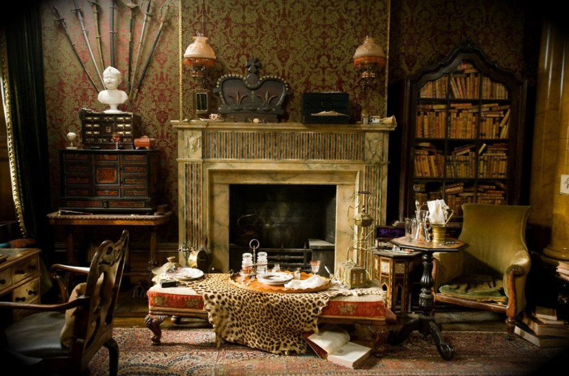 Traditional Gothic Interior Styles