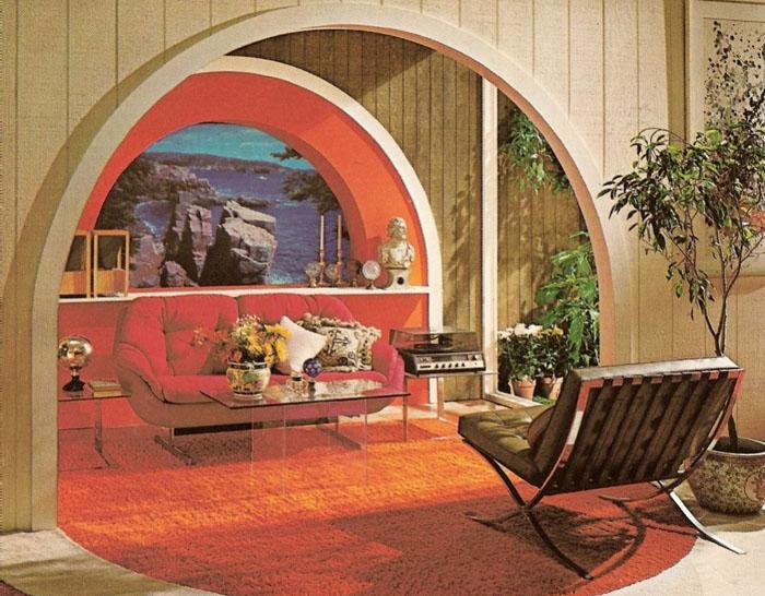 1970 Interior Decoration
