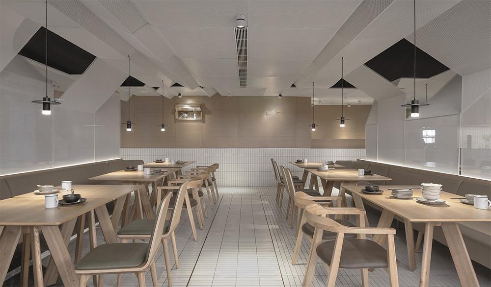 Chinese Interior Design Of Restaurant