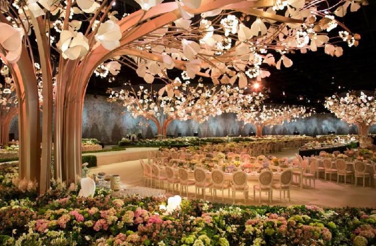 Magical Fairytale Wedding Theme Decoration