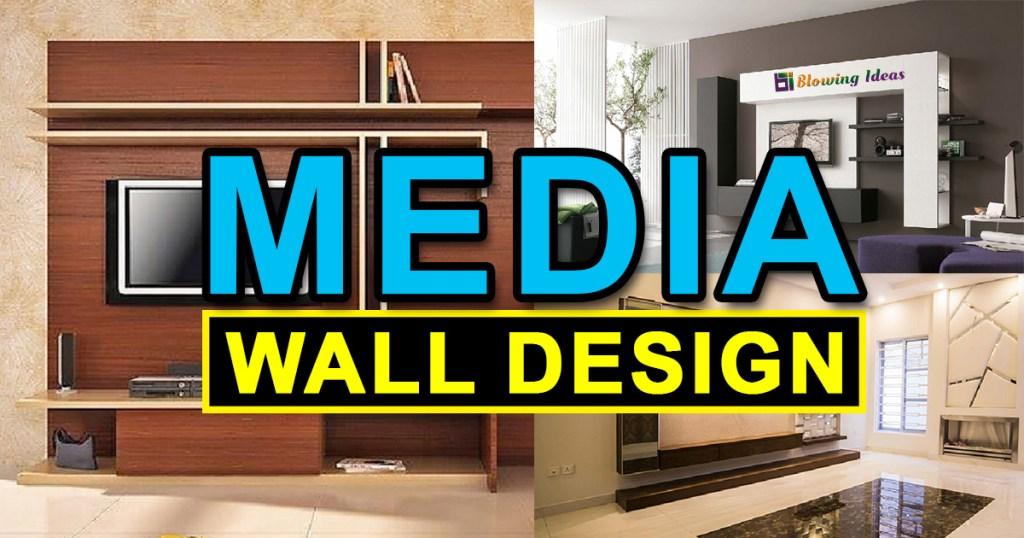 Media Wall Design Ideas