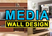 Photo of Modern Built-in TV Media Wall Design Ideas