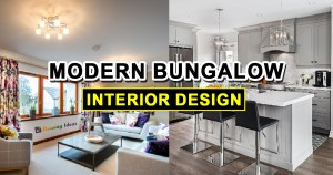 Modern Bungalow Interior Design
