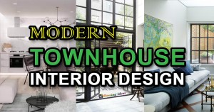 Townhouse Interior Design