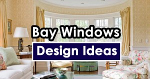 Bay Windows Design Ideas