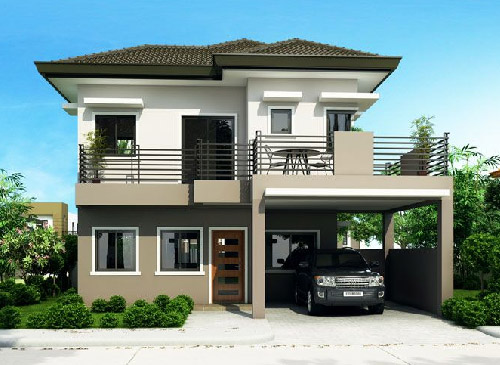Beautiful Car Porch Design