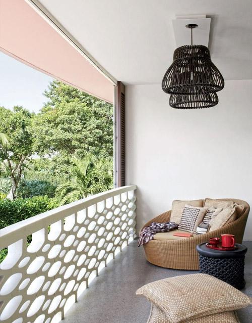 Cozy Balcony Ideas