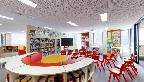 Digital Classroom Design