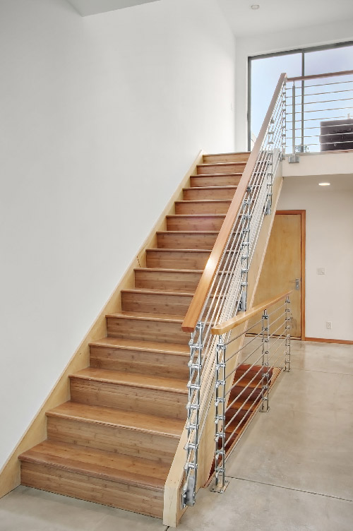 Metal Staircase Style