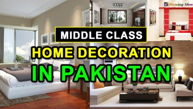 Photo of Middle Class Home Decoration in Pakistan