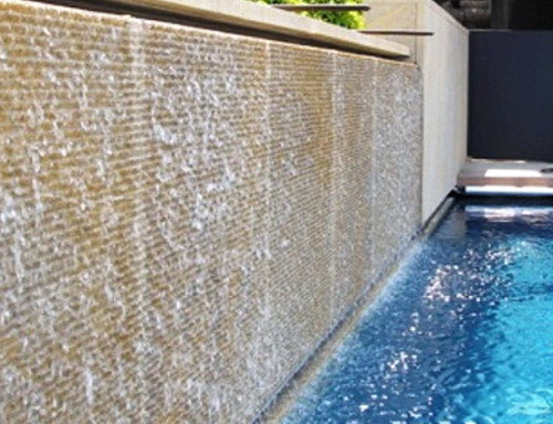 Relaxing Water Wall Ideas