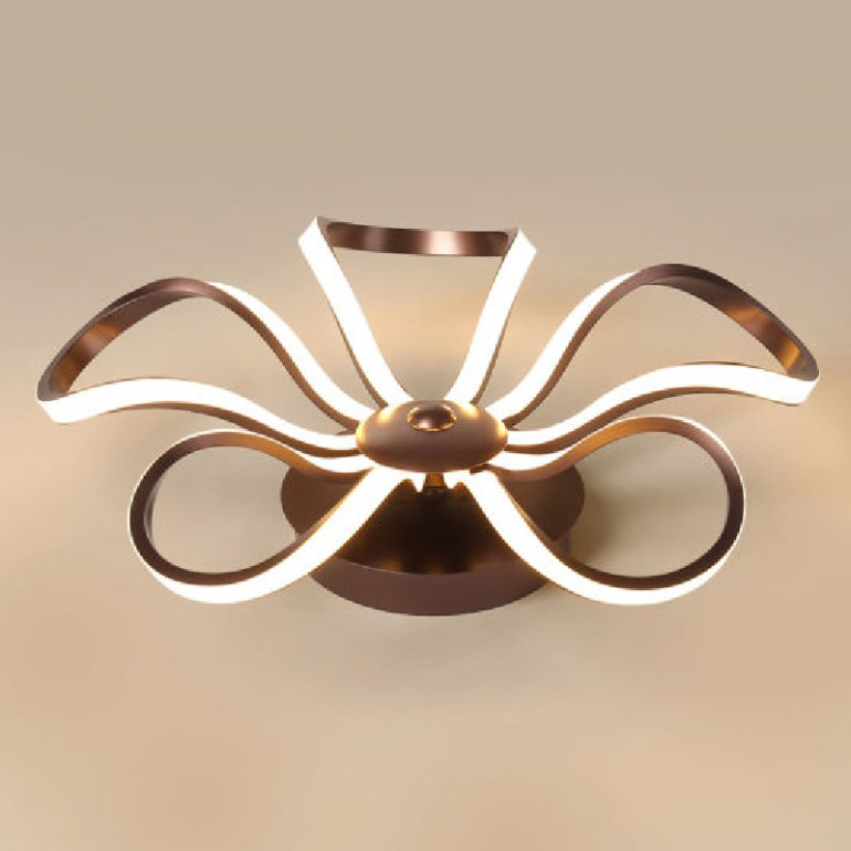 Simple Ceiling Lamp Design