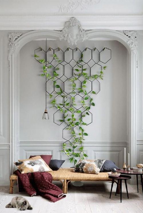 Simple Indoor Hanging Plants