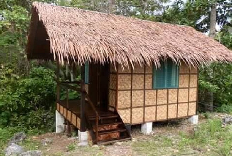 Small Nipa Hut