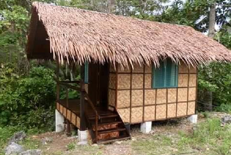 Small Nipa Hut